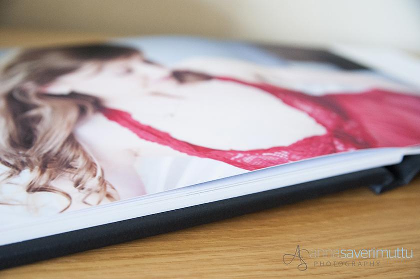 Boudoir Album by Anna Saverimuttu Photography
