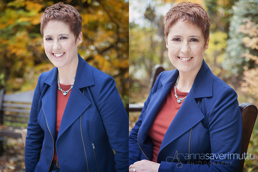 Understated Makeup for a Subtle but Professional Business Headshot. Hair, makeup and professional photography for businesswomen, by Anna Saverimuttu Photography, Guildford, Surrey