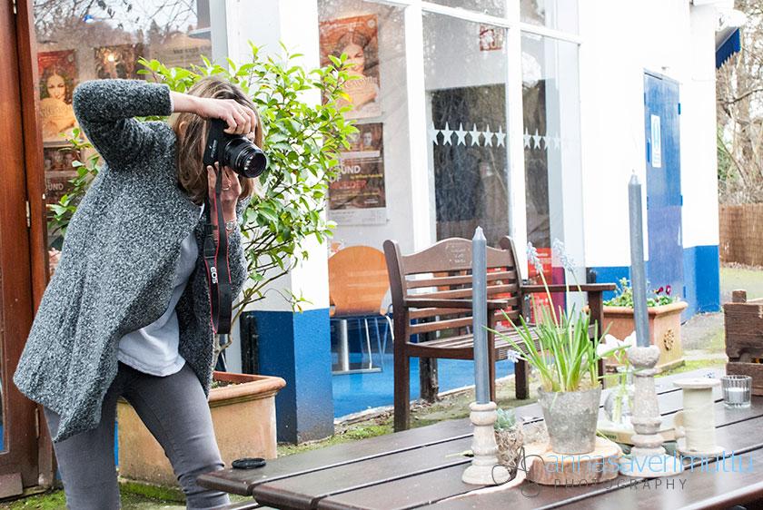 Photography 1-1 Lesson Surrey - Hannah Berry Flowers