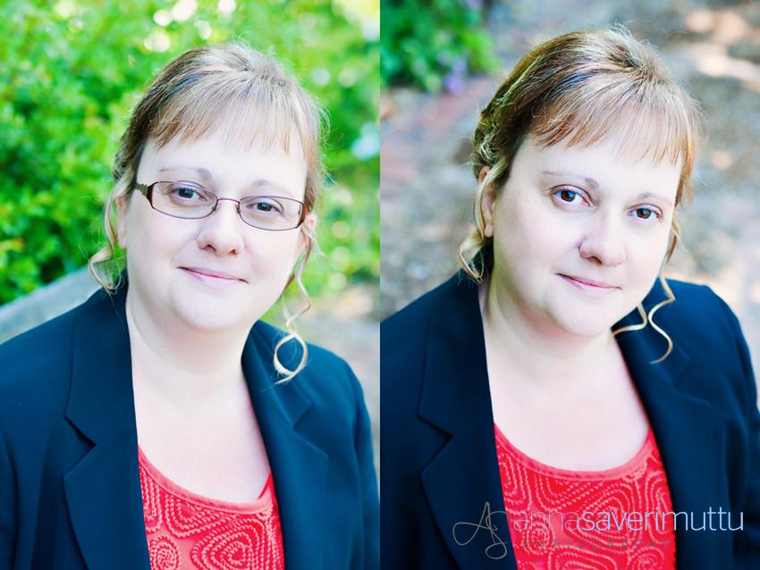 Business headshot Anna Saverimuttu Photography