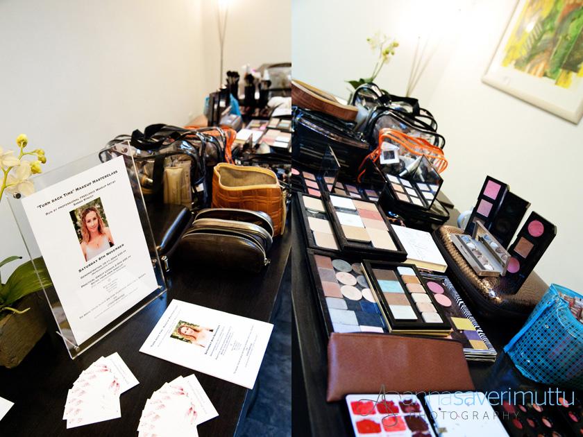 Sarah Stacey makeup masterclass - 08 11 14