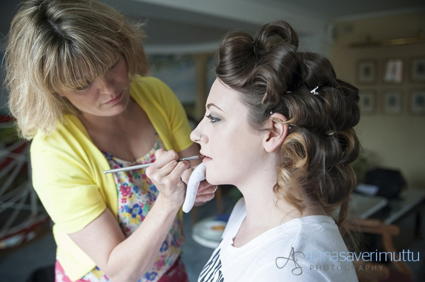 Sophia Wyatt and Anna Saverimuttu Photography - women's couture portrat session, Guildford.