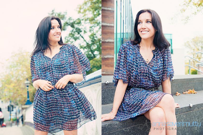 fifibaggins models Isabel Marant dress