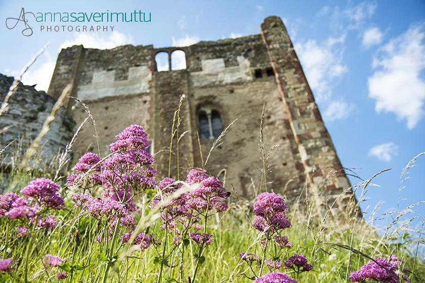 Guildford Castle Keep