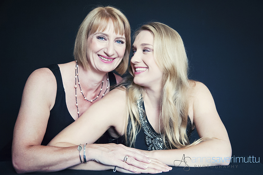 Mother Daughter Portraits, Guildford, Surrey